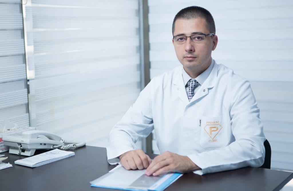Uzman uroloq - androloq Ziyad Aliyev Baku. Uroloji - androloji əməliyyatlar